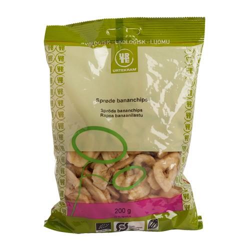 Økologiske nødder