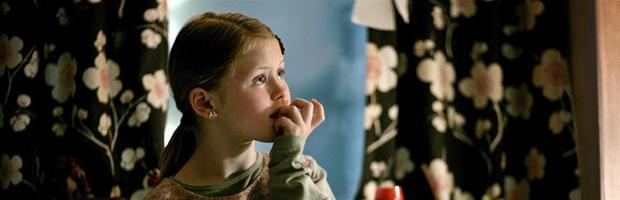 Karla spilles af Andrea Heick Gadeberg