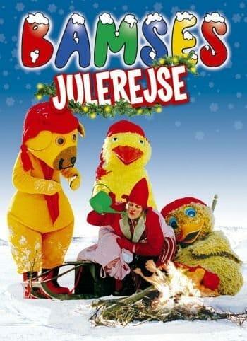 Bamses Julerejse cover