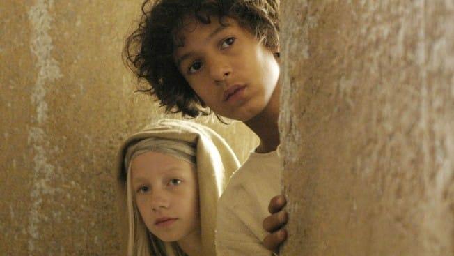 Jesus og Josefine stor