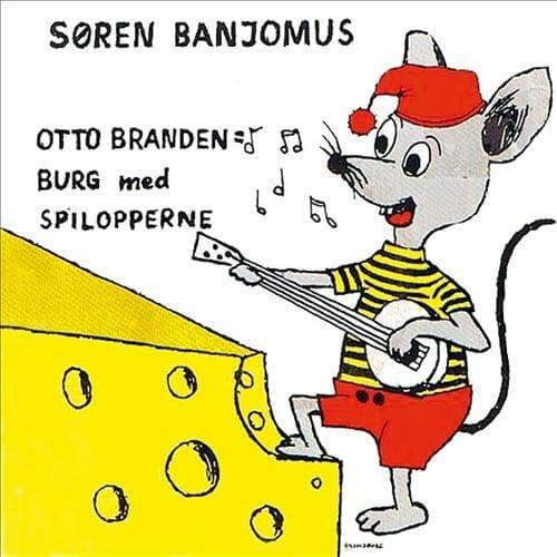 Søren Banjomus spiller