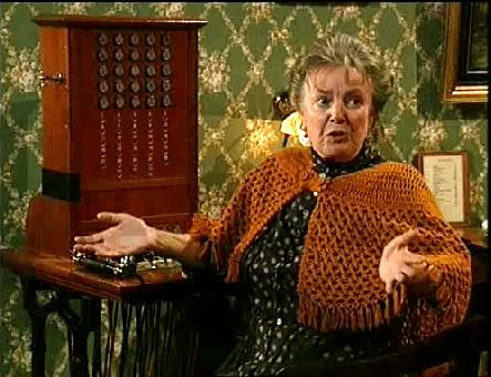 Centralmutter Amalie Nielsen