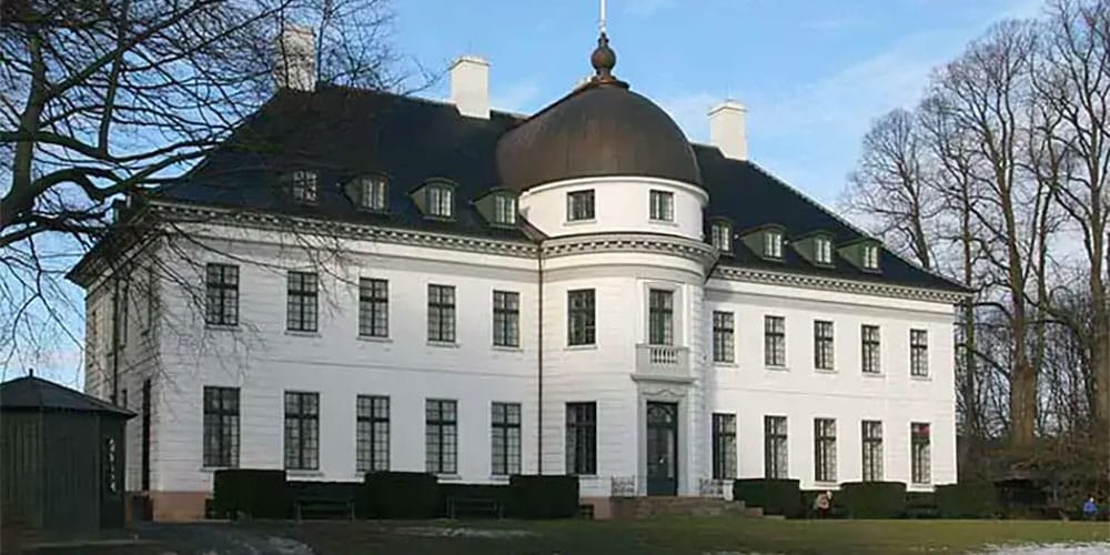 Bernstorff Slot. Foto: Henrik Jessen