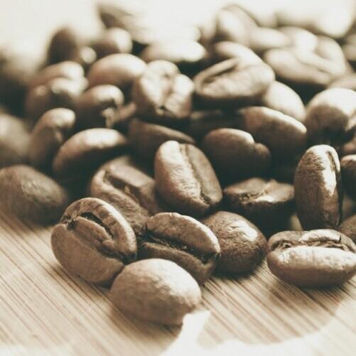 Økologisk kaffe, the og kakao