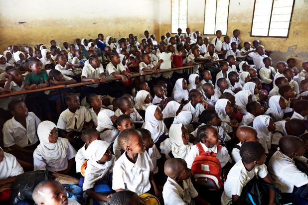 I forbindelse med snigpremieren vil du også kunne høre mere om Børnenes U-landskalender, hvor pengene i år går til et projekt fra SOS Børnebyerne, der skal være med til at sikre børn i Dar es Salaam i Tanzania bedre skolegang. (Foto: Jens Honoré. © Type 2)