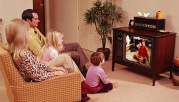 Julekalendere vist i fjernsynet