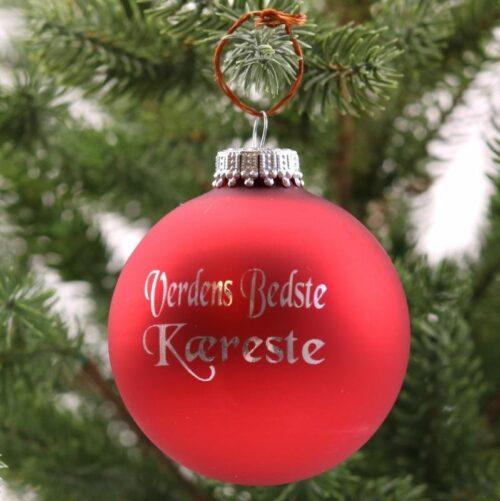 Julekugler og ophæng